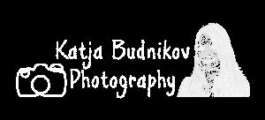 KatjaBudnikovPhotographyLogoWeiss